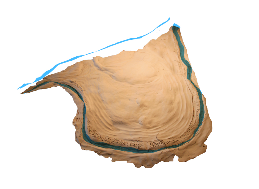 Etape 1 : Mise en eau de la Renaturation du Petit Vair à Vittel