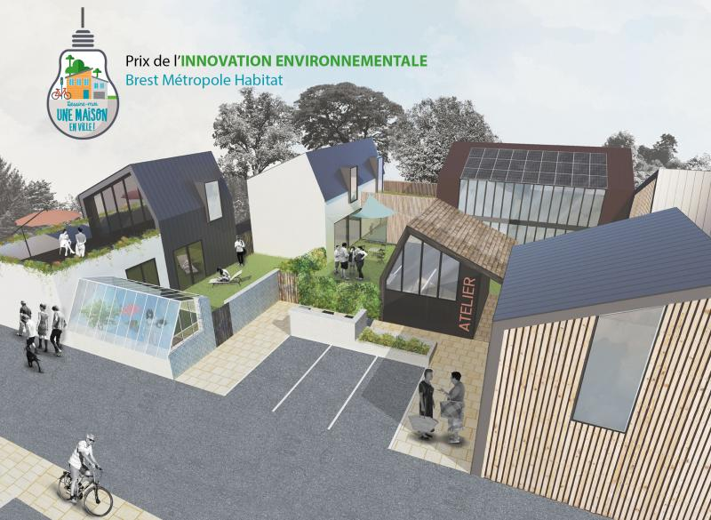 Prix de l 39 innovation environnementale ev nement et salon for Salon de l innovation