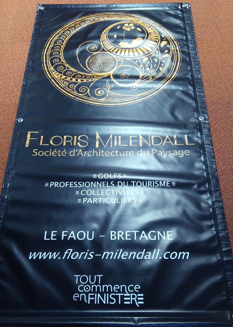 Foire Expo de Brest : Hissez hauts les banderoles FLORIS MILENDALL